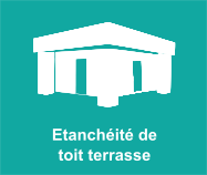 Etanchéité de toit terrasse Dijon